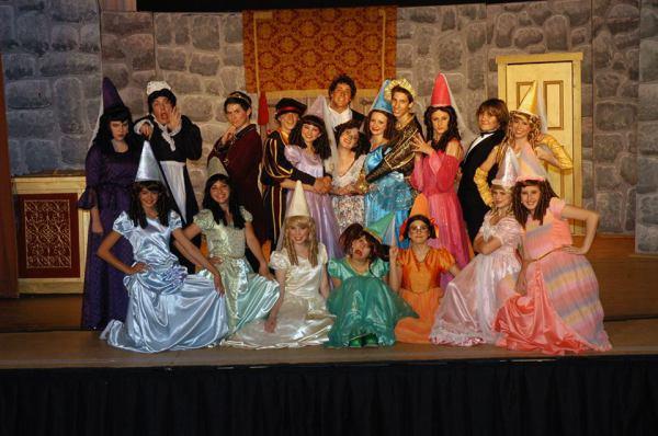12 Dancing Princesses 2009