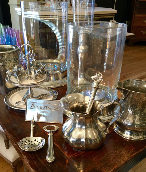 Christmas Shopping for Hostess Gifts in Locust Valley
