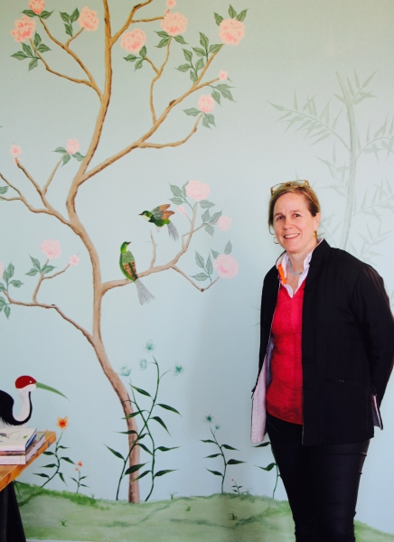 Q & A with decorative artist Elizabeth Hargraves