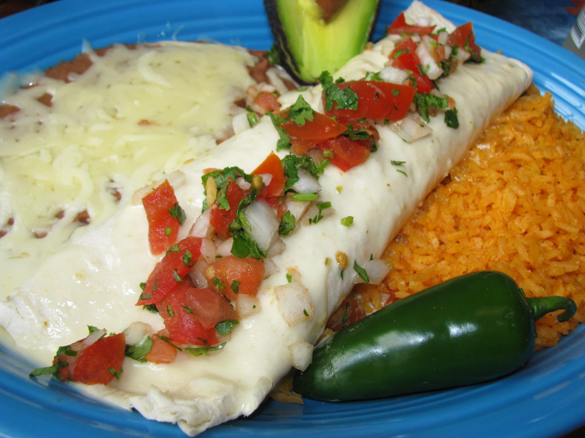 Burrito Norteño