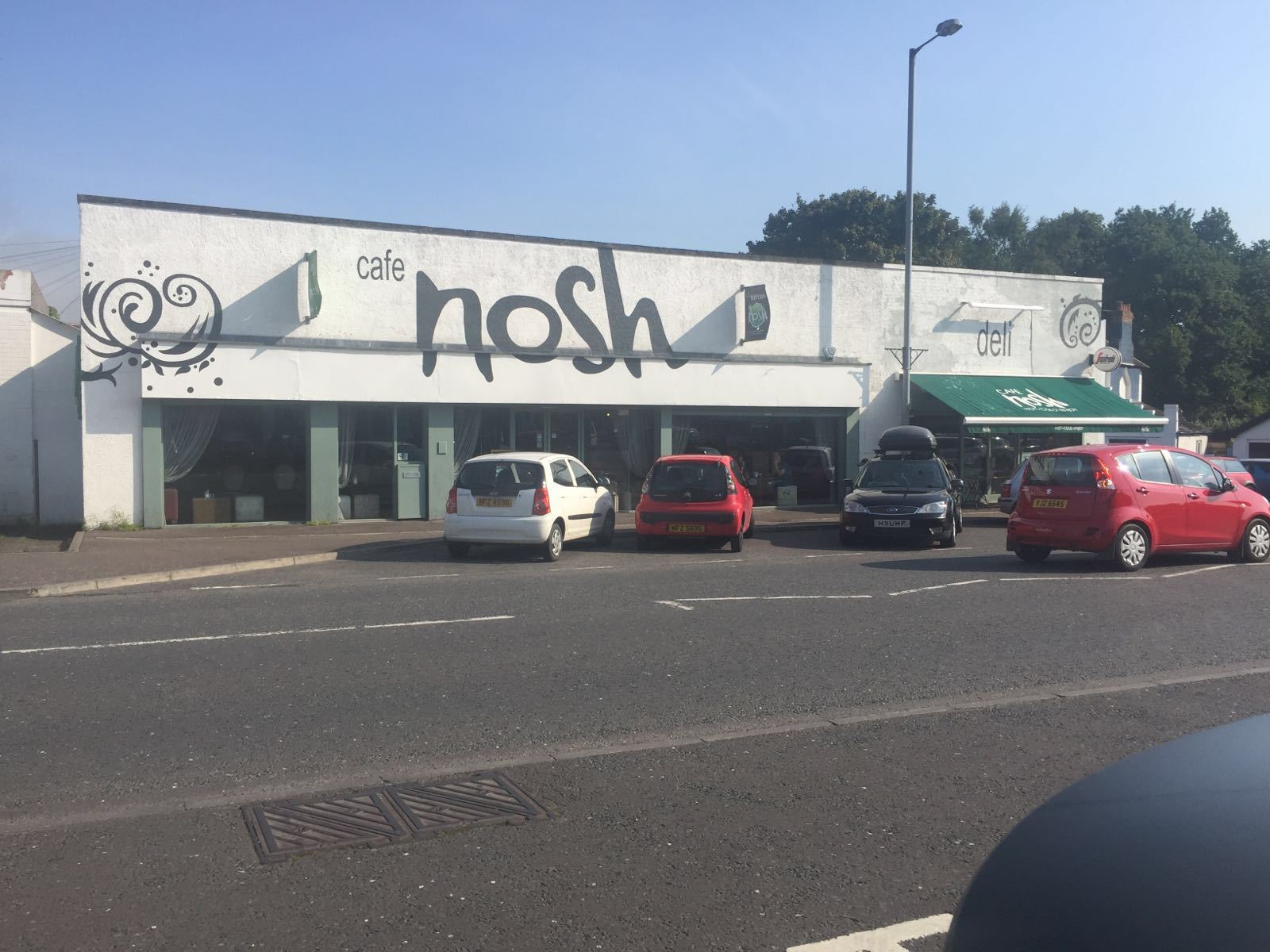 We are now proud to be supplying Cafe nosh