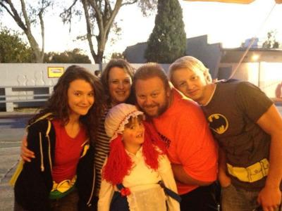 The Family at Rocky Mountain Family Church's Fall Blast