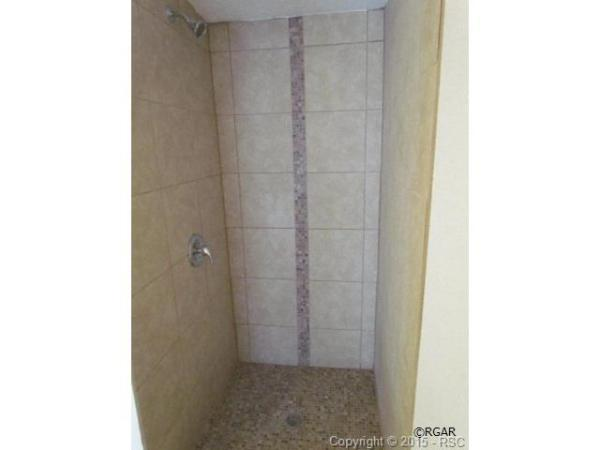 Shower in 5 Piece Master Bath