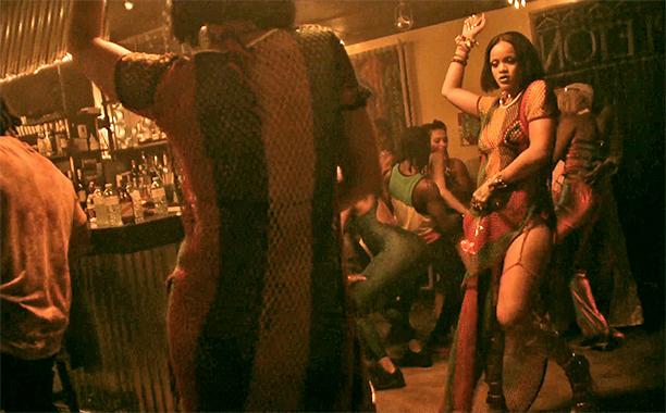 Cultural Resonance in Rihanna's Dancehall