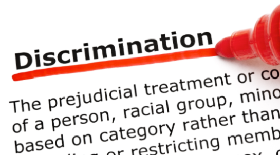 The White Man's Mockery: Legalized Discrimination