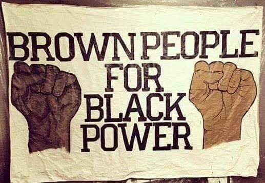 To My Non Black POC