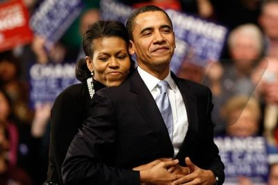 Black Love As A Political Act: The Obamas