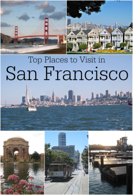 "Visit and leave your Heart in SF!  Truly ""One of a kind."""