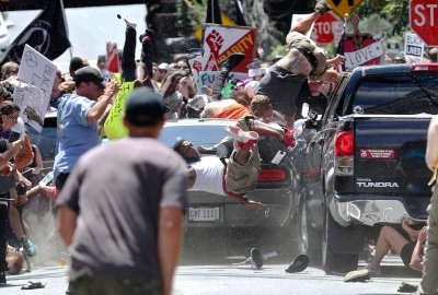 Second Charlottesville Riot