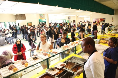 How Smart Lunch Will Make Middle Creek Great Again
