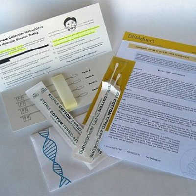 Home DNA Tests are scams