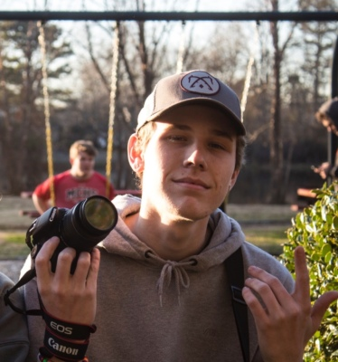 Student of the week: Max Keltz