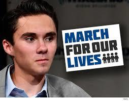 David Hogg: reckless and immoral, yet a golden child
