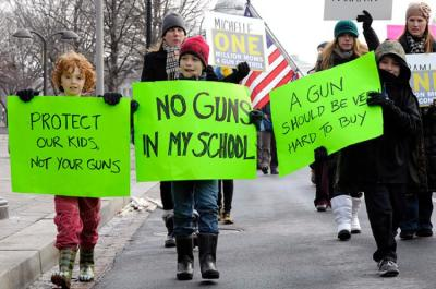 Gun control is not the answer