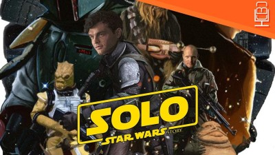 Disney shows another trailer for Solo: A Star Wars Story
