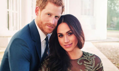 Meghan Markle was set up on a blind date with Prince Harry