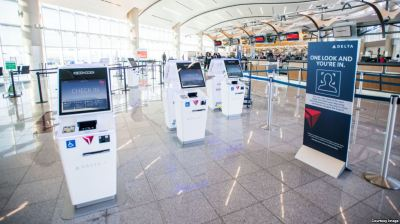 Airport opens first fully biometric terminal