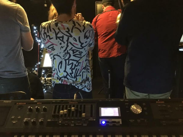 From Behind the Keyboard
