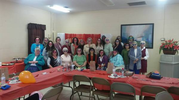ladies lunch  1/30/2016