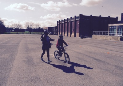 Five top tips to get your child cycling