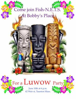 Luwow June 12 2017 Bobby's place Taunton, Ma.