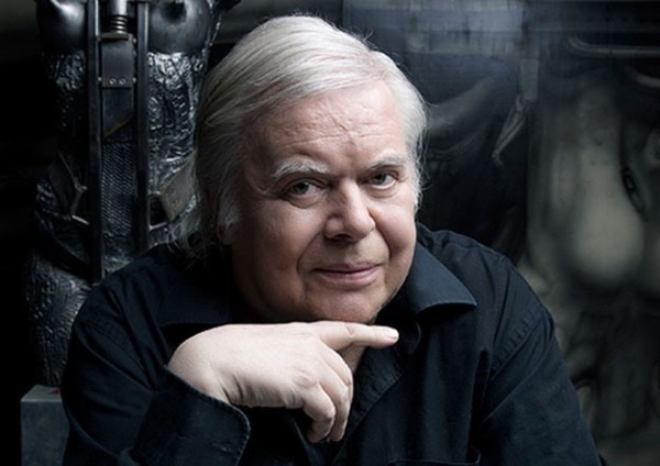 In Memory of H.R. Giger