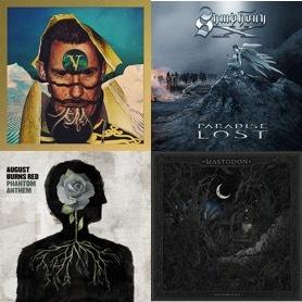 October 2017 Listening List