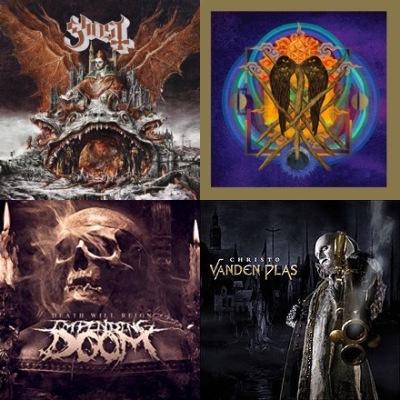 June 2018 Listening List