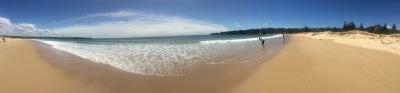 Being a Beach Babe