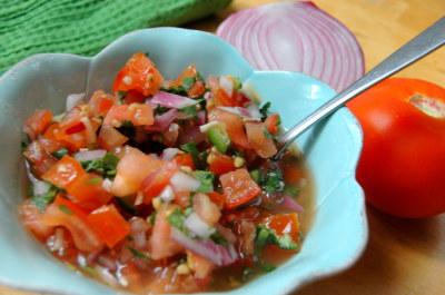 Recipe: Homemade Salsa