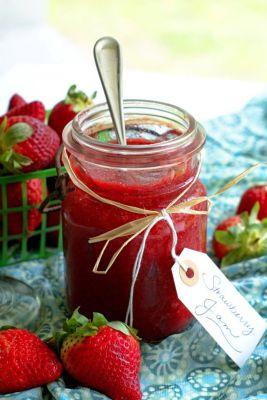 Recipe: Sugar-Free Strawberry Jam