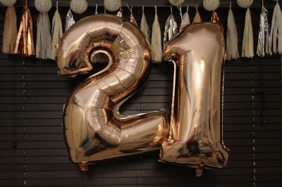 My 21st