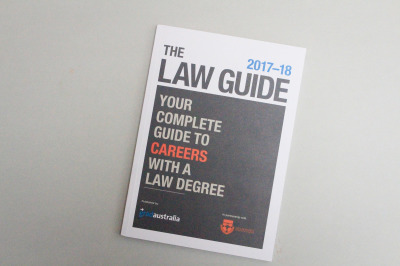 I am very excited to be working with GradAustralia and the Law Society of New South Wales to introdu