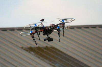 Drone Roof Inspections