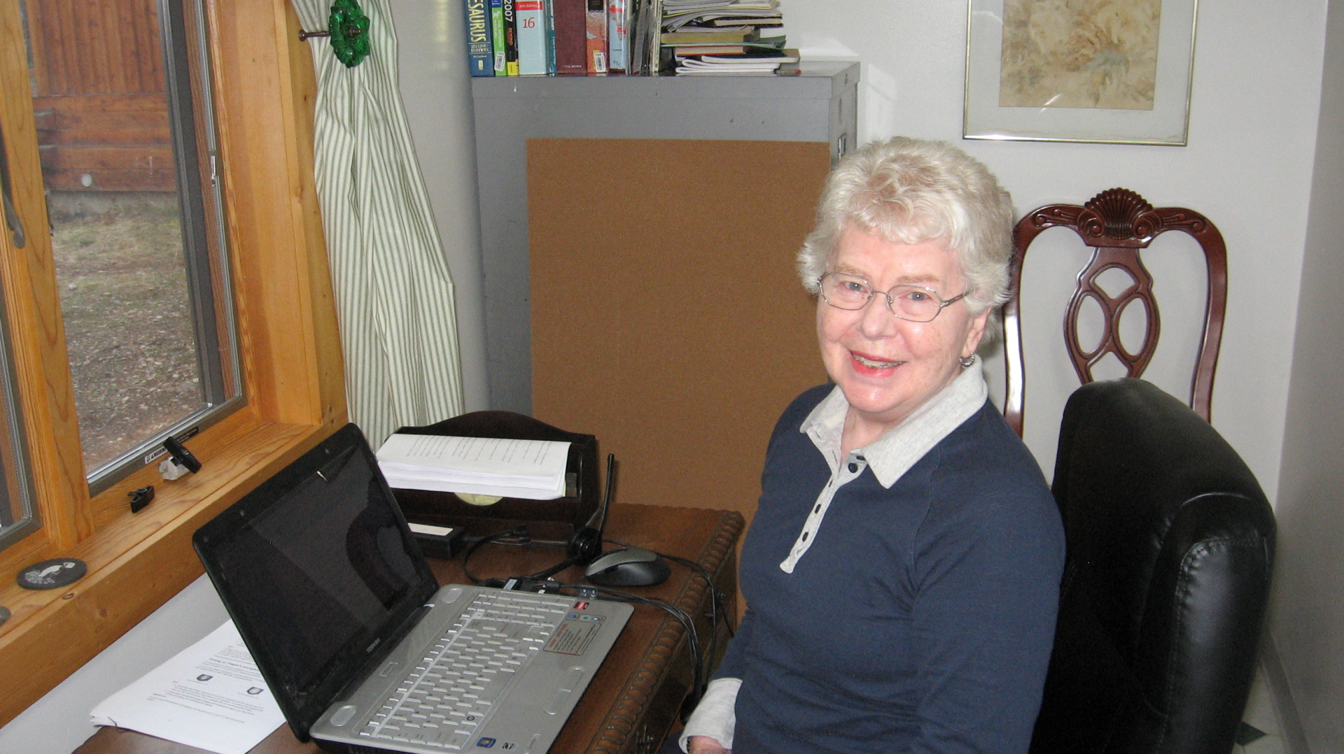 Karen Wills Cunningham, attorney turned published author