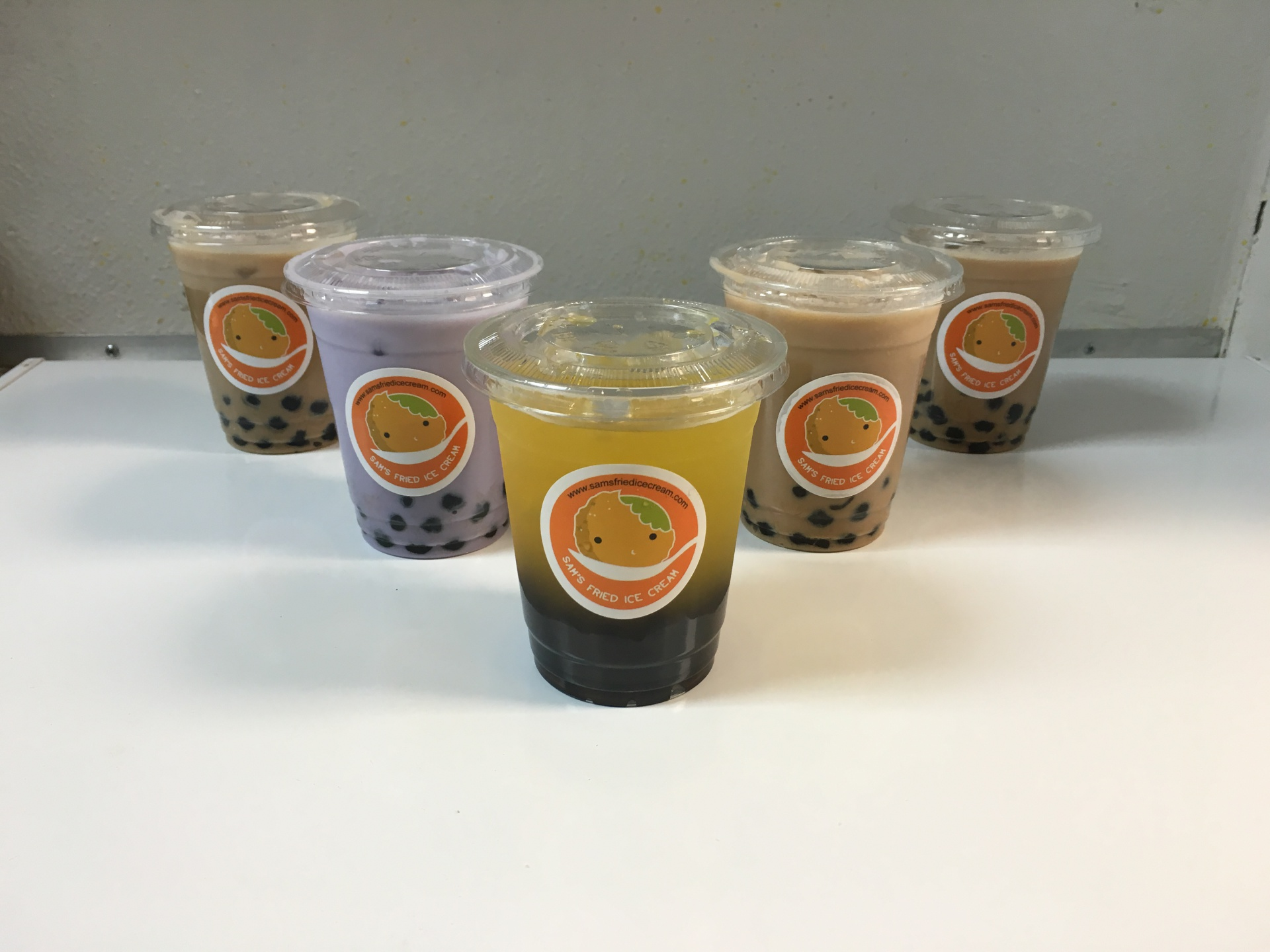 Try Our Variety Of Drinks!