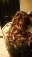 Non-Bridal Hair