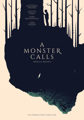 A Monster Calls - J.A. Bayona