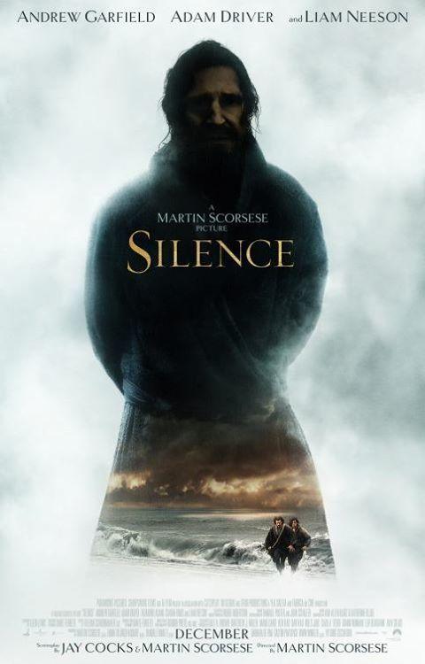 Silence -Martin Scorsese
