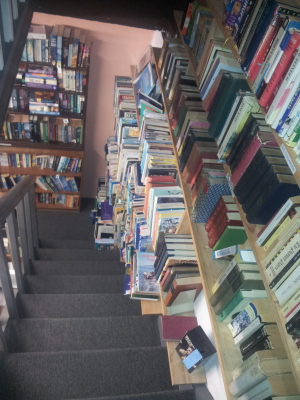 Non-fiction UPSTAIRS...
