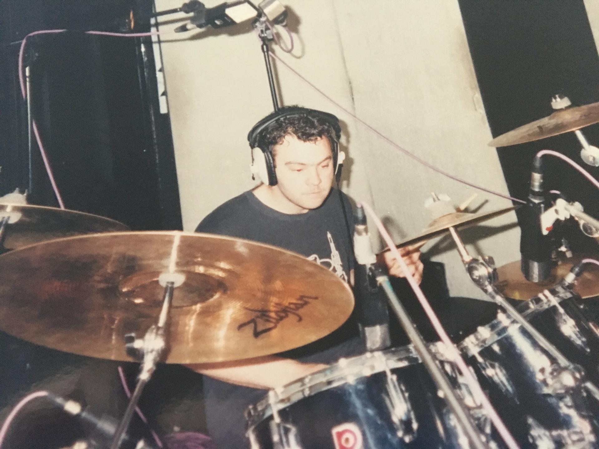 Ott drums.