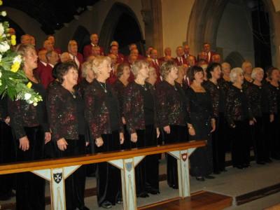 Budleigh Salterton Male Voice Choir