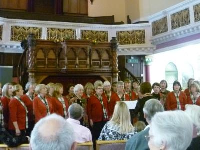 The Heyl St Piran Singers