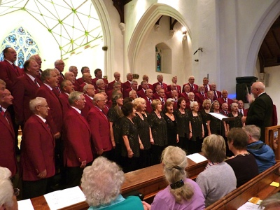 Concert with Budleigh Salterton MVC