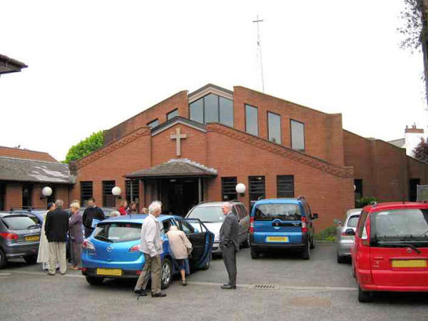 Performance at Barnstaple Roman Catholic Church