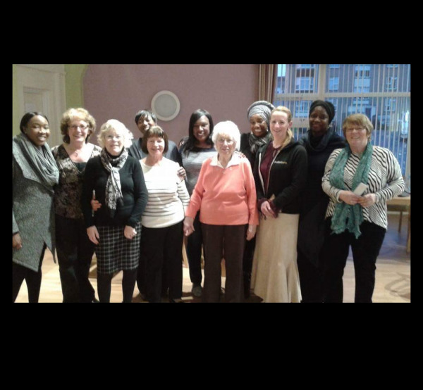 The Black Voices at Medard House