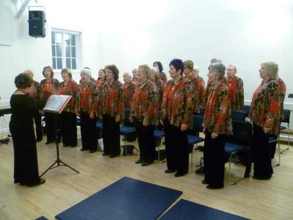 Swimbridge Concert for Go North Devon