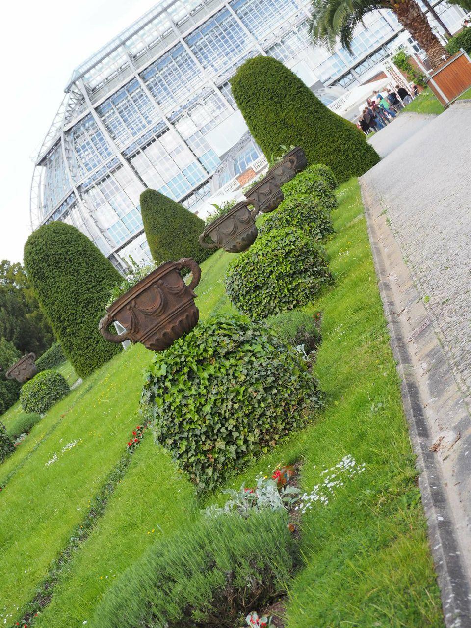 ברלין הלא מוכרת (2) - הגן הבוטני של ברלין
