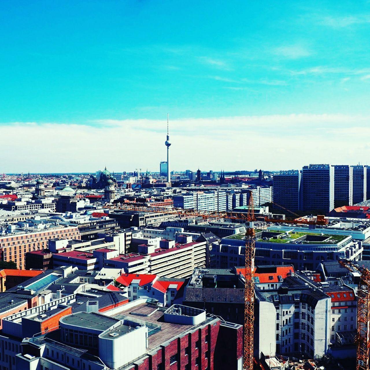 המלצה מיוחדת: ברלין מהאוויר בכדור פורח