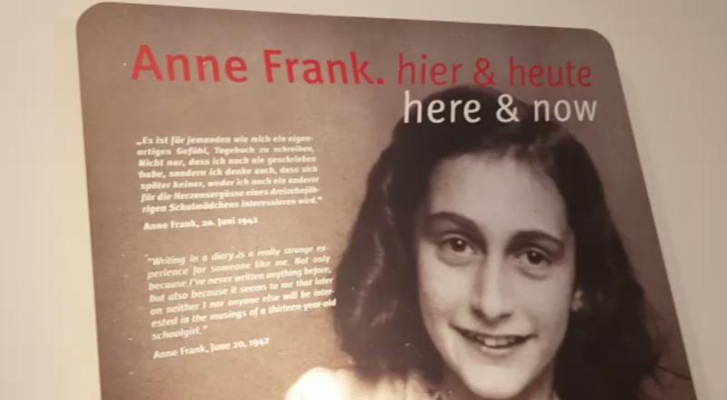 אנה פרנק בברלין